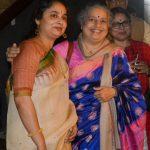 With Dr. Ashwini Bhide Ji at PARAMPARIK Festival