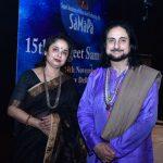 With Padma Shri Pandit Bhajan Sopori Ji