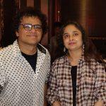 With Guitar Prasanna at Hard Rock Cafe, Kolkata, 2019