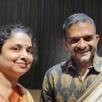 With Star Musician and Activist TM Krishna