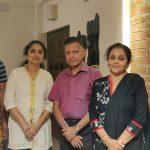 Budhaditya Da ( Padma Bhushan Pt. Budhaditya Mukherjee ) and Navanita Di