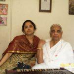 Our beloved Appa Ji, Padma Vibhushan Girija Devi at SRA