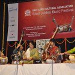 Salt Lake Cultural Assiciation, Silver Jubilee Music Festival, Kolkata, India, 2011